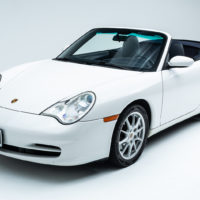 2004 Porsche 911 Carrera Cab