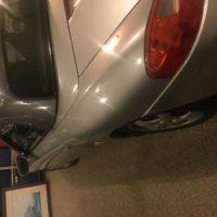 Porsche Boxster Arctic Silver