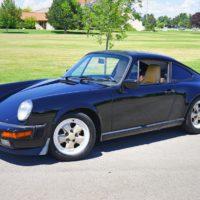 1985 Porsche 911 Coupe