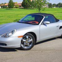 1999 Porsche Boxster – Only 40k miles