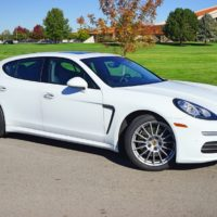 2016 Porsche Panamera 4 Edition - Only 5,500 miles
