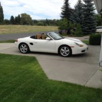 2000 Porsche Boxster for Sale